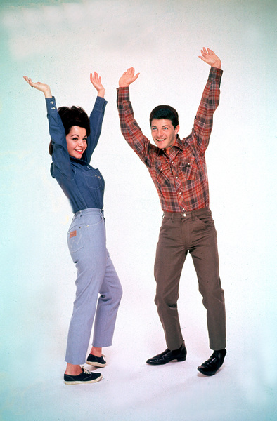 Annette Funicello, Frankie Avalon c. 1964 © 1978 Sid Avery - Image 0330_0100