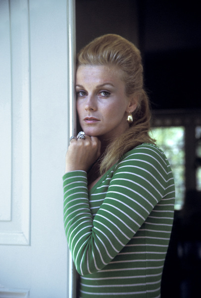 Ann-Margret at home 1972 © 1978 David Sutton - Image 0332_0095