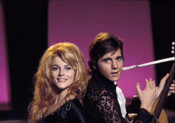 Ann-Margret with Desi Arnaz Jr. C. 1968**H.L. - Image 0332_0199