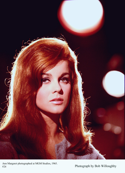 Ann-Margret photographed at MGM Studios, 1965 © 1978 Bob Willoughby - Image 0332_0214