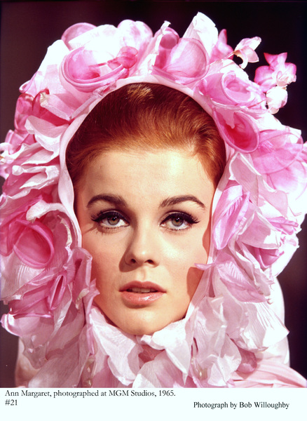 Ann-Margret photographed at MGM Studios, 1965 © 1978 Bob Willoughby - Image 0332_0217