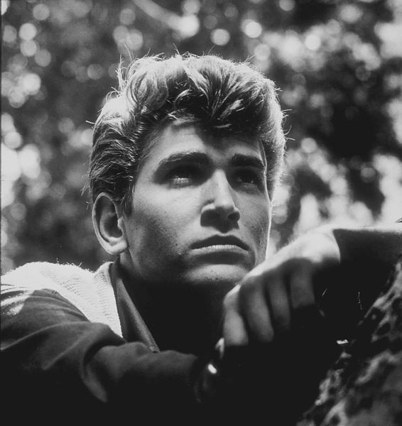 Michael Landon, 1957. © 1978 Sid Avery MPTV - Image 0334_0047