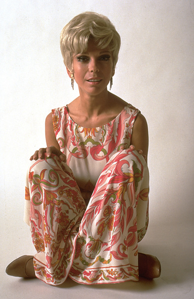 Nancy Sinatra, 1968. © 1978 David Sutton - Image 0336_0138
