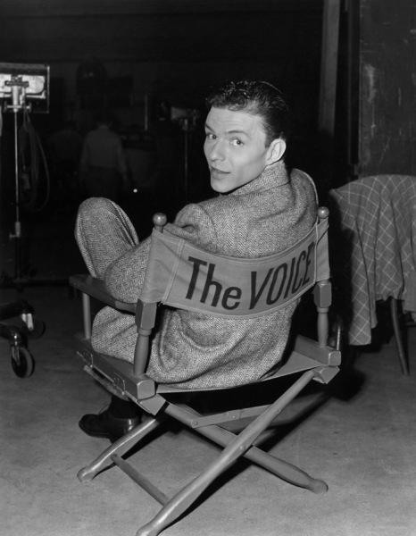 Frank Sinatra, c. 1943 © 1978 Bill Dudas - Image 0337_0014