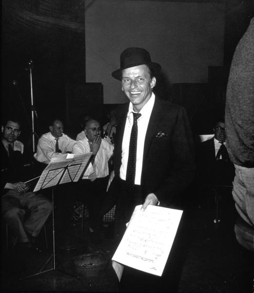 Frank Sinatrac. 1962 © 1978 Ted Allan - Image 0337_0847