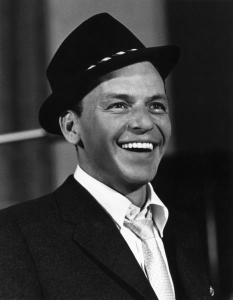 Frank Sinatra during a Capitol Records recording session 1959© 1978 Sid Avery - Image 0337_1400
