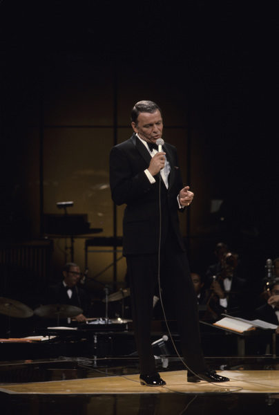 """Sinatra""Frank Sinatra1969 © 1978 Ed Thrasher - Image 0337_1870"