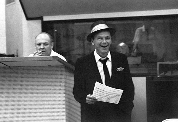 Frank Sinatracirca 1962 © 1978 Bernie Abramson - Image 0337_2410