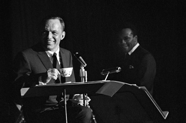 Frank Sinatra and Quincy Jonescirca 1964 © 1978 Ted Allan - Image 0337_2422