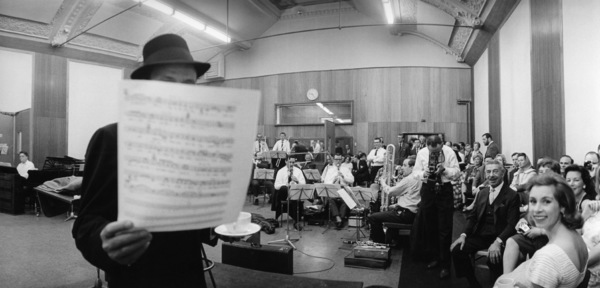 Frank Sinatra 1962© 1978 Ted Allan - Image 0337_2765