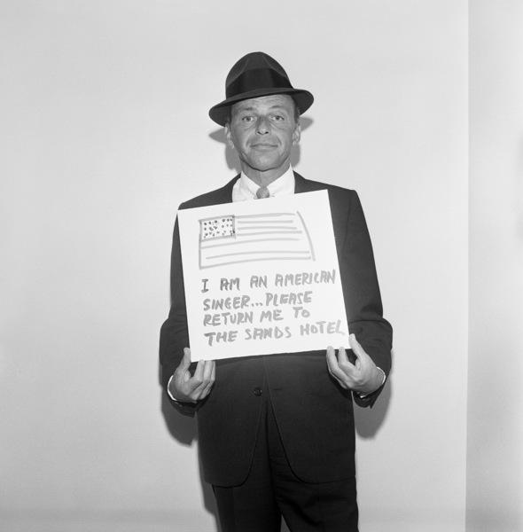 Frank Sinatracirca 1960s** I.V. - Image 0337_2821