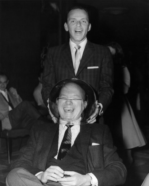 Frank Sinatra and Jimmy Van Heusencirca 1950s** A.H. - Image 0337_2871