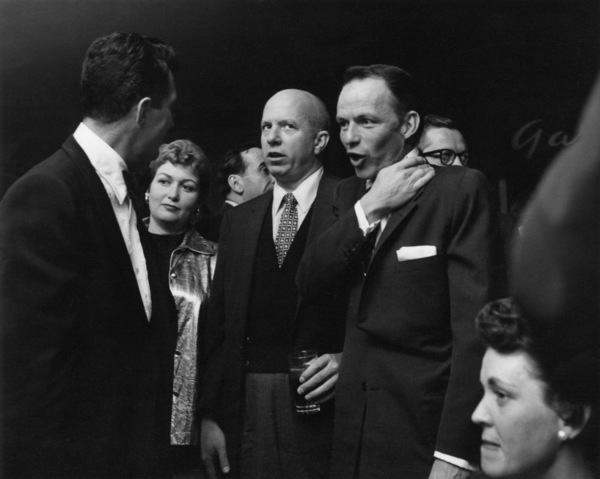 Frank Sinatra with Dean Martin and Jimmy Van Heusencirca 1950s** A.H. - Image 0337_2875