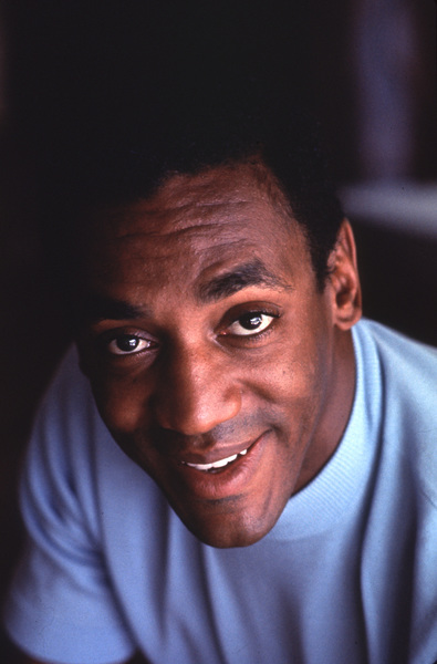 Bill Cosbyat home in Hollywood1965 © 1978 Ken Whitmore - Image 0506_0528