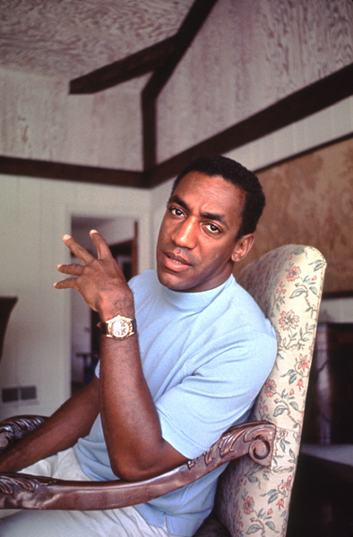 Bill Cosbyat home in Hollywood1965 © 1978 Ken Whitmore - Image 0506_0533