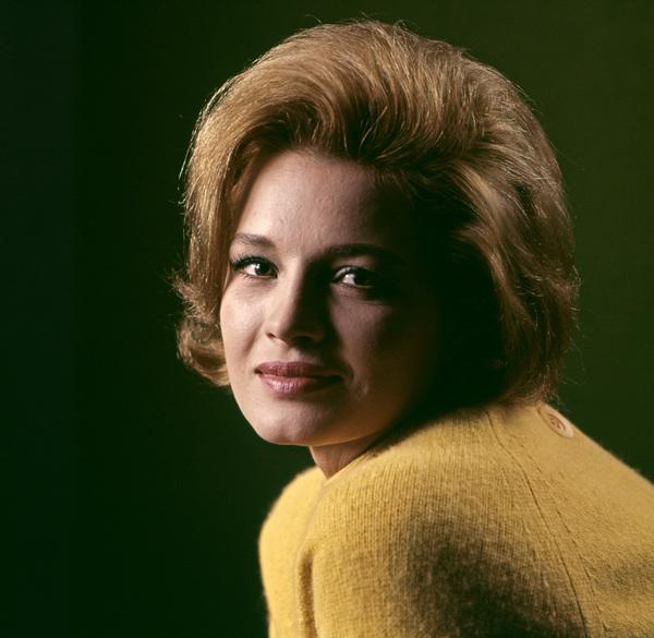 Angie Dickinsoncirca 1963 © 1978 Gene Trindl - Image 0512_0029
