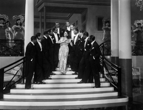 """Lena Horne in """"Stormy Weather""""1943** I.V. - Image 0530_0154"""