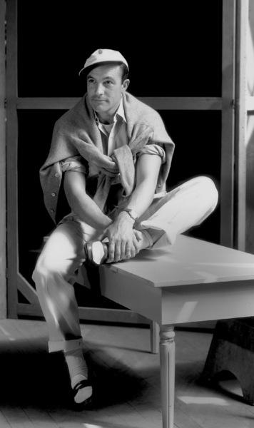 Gene Kelly, c. 1945. © 1978 John Engstead - Image 0538_1026