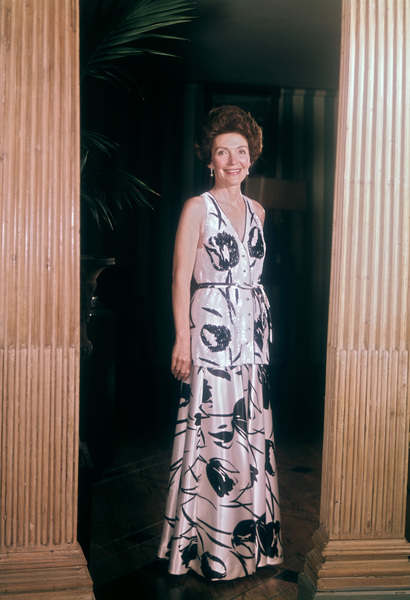 Nancy Reagan1971 © 1978 Wallace Seawell - Image 0554_0051