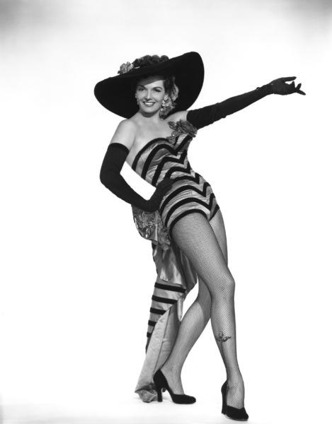 Jane Russellcirca 1955Photo by Bud Fraker - Image 0569_0431