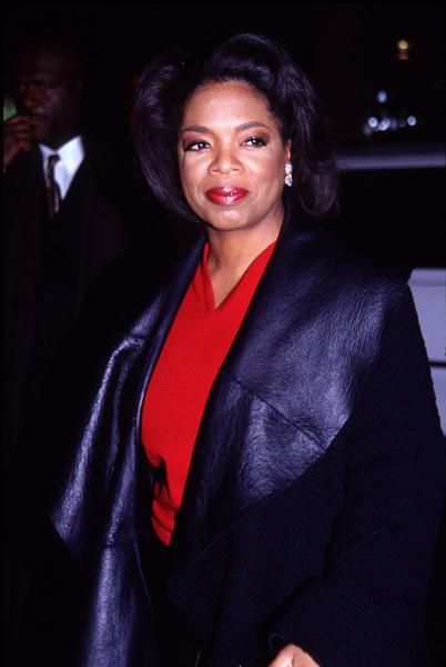 Oprah Winfrey © 1999 Ariel Ramerez - Image 05891_0007