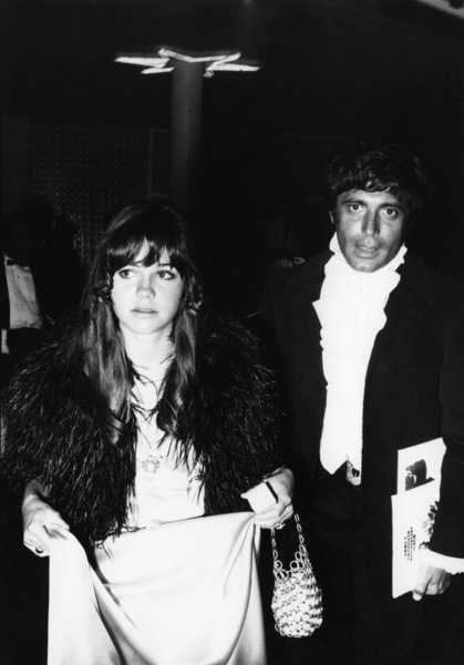 Alejandro Rey and Sally Field1968© 1978 Gunther - Image 0603_0104