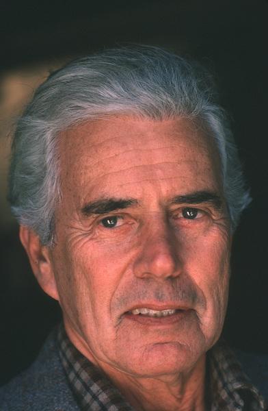 John Forsythe, c. 1983. © 1983 Gunther - Image 0607_0041