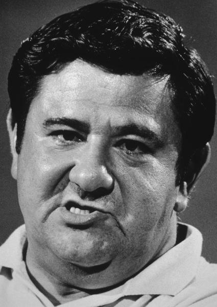 Buddy HackettCirca 1961Photo By Gerald Smith - Image 0614_0112