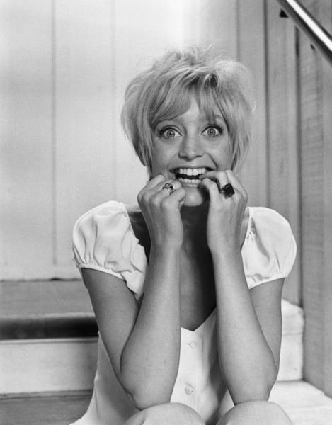 Goldie Hawn at home1968© 1978 Gene Trindl - Image 0616_0123