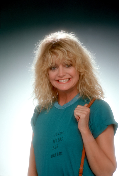 Goldie Hawn1981 © 1981 Mario Casilli  - Image 0616_0140