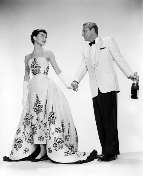 """""""Sabrina""""Audrey Hepburn, William Holden1954 Paramount Pictures** I.V./M.T. - Image 0623_0204"""