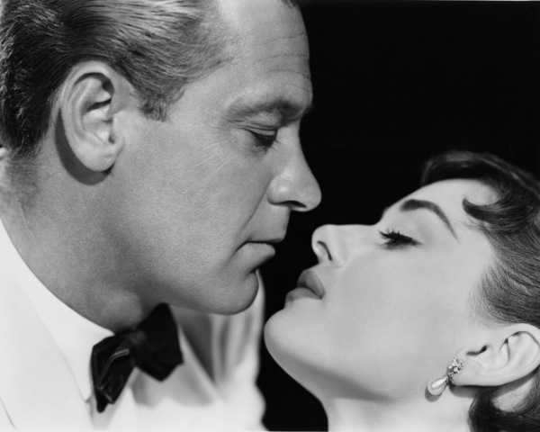 """""""Sabrina""""Audrey Hepburn, William Holden1954 Paramount Pictures** I.V./M.T. - Image 0623_0206"""
