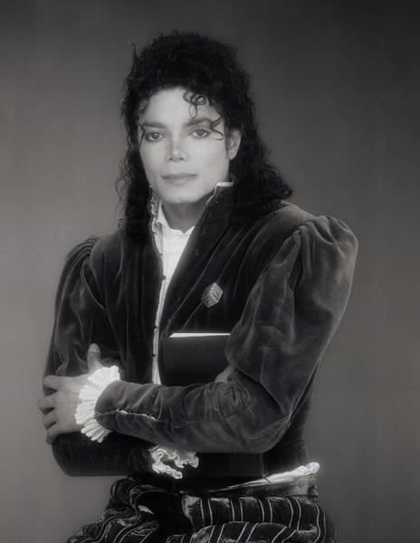 Michael Jackson1989 © 2009 Bobby Holland - Image 0628_0026
