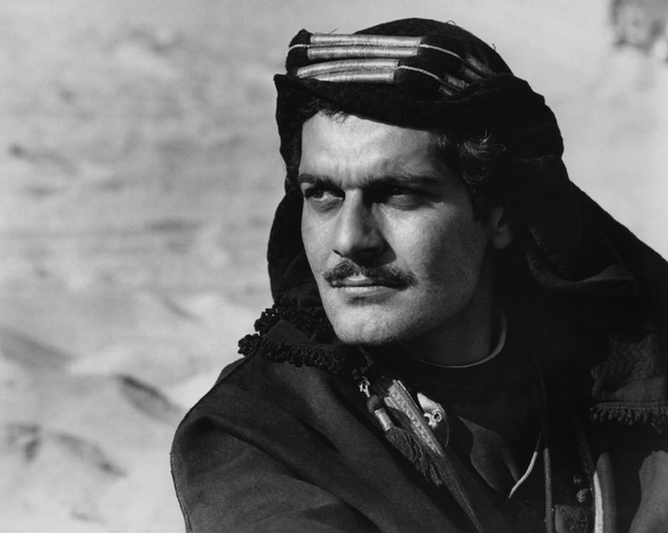 "Omar Sharif in ""Lawrence of Arabia""1962 Columbia - Image 0655_0118"