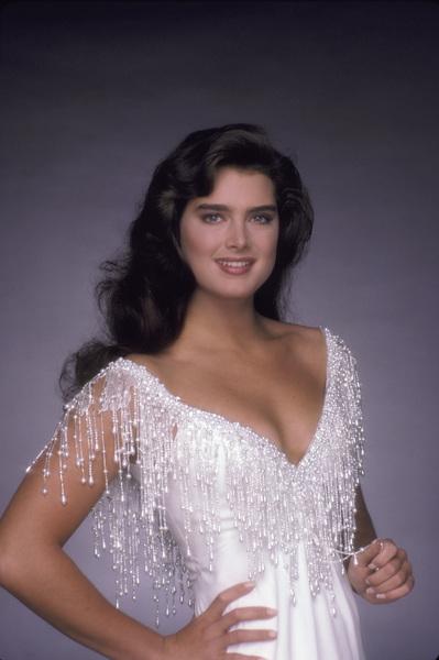 Brooke Shields1987 © 1987 Mario Casilli - Image 0656_0181