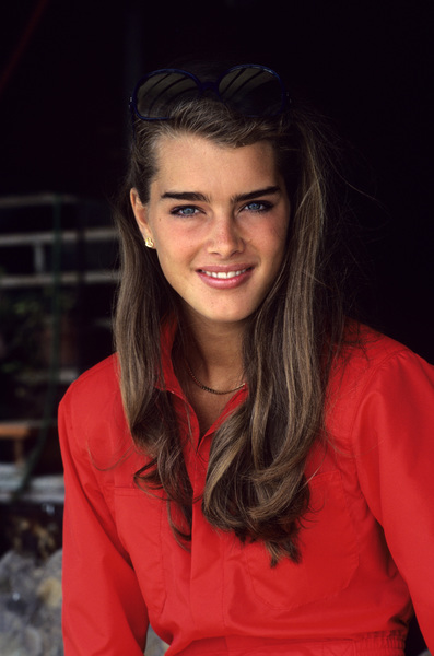 Brooke Shields1979 © 1979 Ulvis Alberts - Image 0656_0208