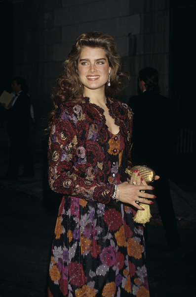 "Brooke Shields at ""The 14th Annual People"