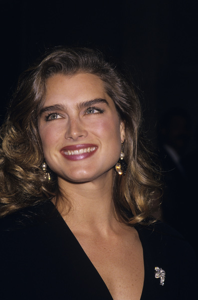 "Brooke Shields at ""The 8th Annual American Cinema Awards""1991 © 1991 Gary Lewis - Image 0656_0219"