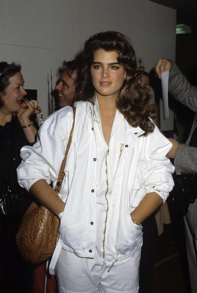 Brooke Shieldscirca 1980s © 1980 Gary Lewis - Image 0656_0233