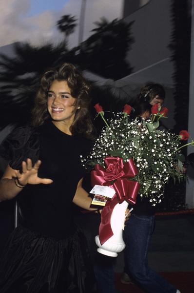 Brooke Shieldscirca 1980s© 1980 Gary Lewis - Image 0656_0235