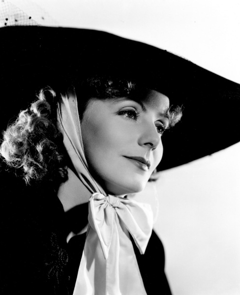 """Greta Garbo in """"Camille,""""1936/MGM.Photo by Clarence S. Bull - Image 0702_5002"""