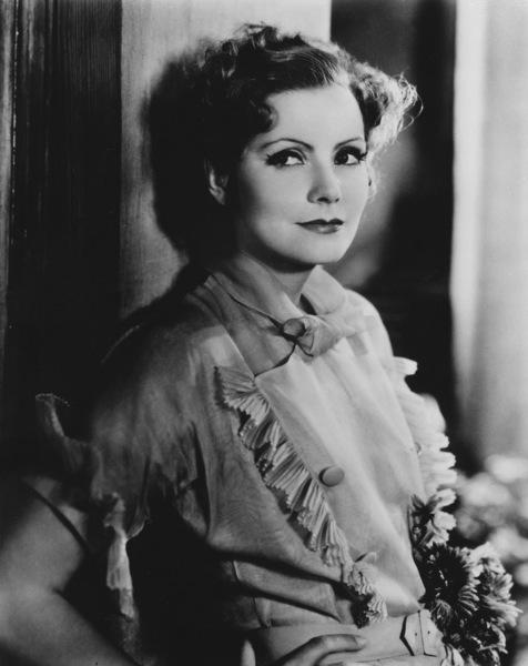 Greta Garbo, c. 1934. - Image 0702_5008