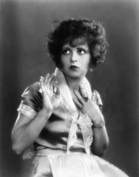 Clara Bow, RED HAIR, Paramount, 1928, **I.V. - Image 0704_0408