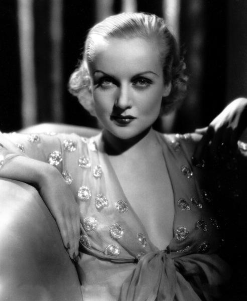Carole Lombard, c. 1935.**I.V. - Image 0705_0508