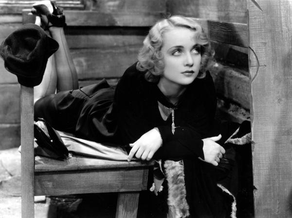 "Carole Lombard""High Voltage""1929 Pathe  **I.V. - Image 0705_2206"