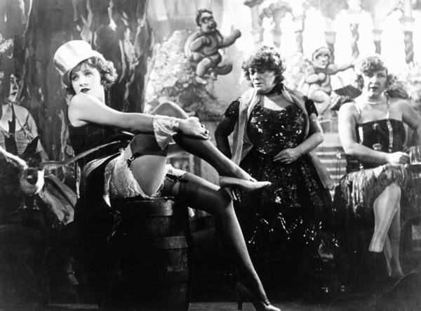 """Blue Angel, The"" 1930.Marlene Dietrich.1930/UFAPhoto by Karl Ewald - Image 0709_0001"