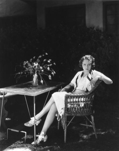 Marlene Dietrich, c. 1930.**R.C. - Image 0709_1096