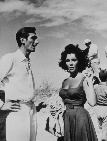 "Elizabeth Taylor on location for ""Suddenly Last Summer""1959 Columbia**R.C.MPTV - Image 0712_0064"
