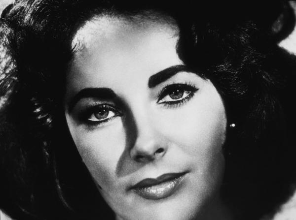 Elizabeth TaylorC. 1963MPTV - Image 0712_2171