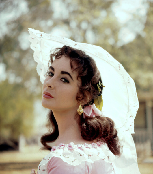 "Elizabeth Taylor On the set of ""Raintree County""1957 © 1978 Bob Willoughby - Image 0712_5059"